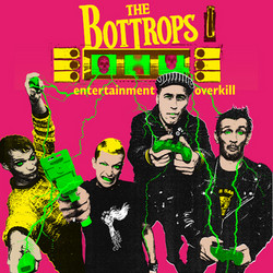 CD-Booklet: The Bottrops - Entertainment Overkill